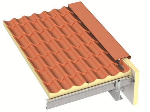 Insulated Tile Effect O Connor Roofing Supplies